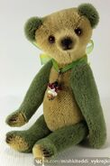 Teddy Bear Sewing Pattern 2 (Natalia Shepel)