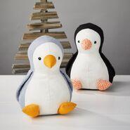 Penguin Plushie Sewing Pattern (Jo Carter)