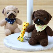 Sock Pug Sewing Pattern (Craft Passion)