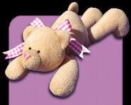 Teddy Bear Sewing Pattern 2 (Pauline McArthur)