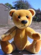 Teddy Bear Sewing Pattern 3 (Laura Lynn)
