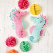 Seahorse Plushie Sewing Pattern (Jo Carter)