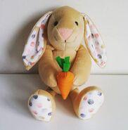 Rabbit Plushie Sewing Pattern (Jo Carter)