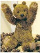 Teddy Bear Sewing Pattern 5 (Sugi Okiyasu)