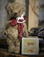 Teddy Bear Sewing Pattern (Marina Ginz)