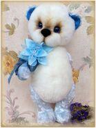 Teddy Bear Sewing Pattern (Evgeny Smirnova)