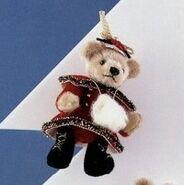 Teddy Bear Sewing Pattern 10 (Ikuyo Kasuya)