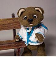 Teddy Bear Sewing Pattern (Anna Terekhova)