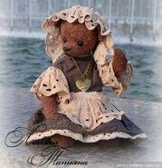 Teddy Bear Sewing Pattern (Tatyana Lisevich)