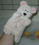 Bear Hand Puppet Sewing Pattern (Tatiana Brazhenkova)