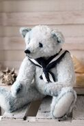 Teddy Bear Sewing Pattern (Svetlana Chernyuk)