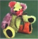 Teddy Bear Sewing Pattern (Sally Winey)