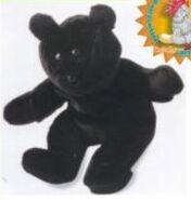 Teddy Bear Sewing Pattern (Nicki Wheeler)