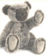 Teddy Bear Sewing Pattern (Tracey Nelson-Turner)