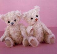 Teddy Bear Sewing Pattern 4 (Ikuyo Kasuya)