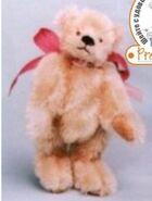 Teddy Bear Sewing Pattern (Janie Comito)