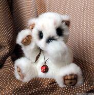 Teddy Bear Sewing Pattern (L