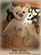 Teddy Bear Sewing Pattern (Sue Boer)