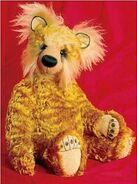 Teddy Bear Sewing Pattern (Ali Morton)
