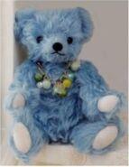 Teddy Bear Sewing Pattern (Emi Koyanagi)