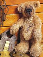 Teddy Bear Sewing Pattern (Ilze Linssen)