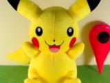 Pikachu Plushie Sewing Pattern (Loou)
