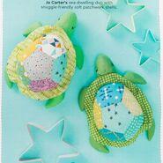 Turtle Plushie Sewing Pattern (Jo Carter)
