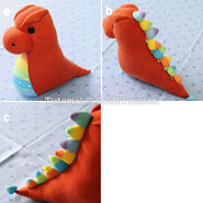 SPT.sock dragon.craft passion.12