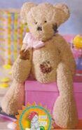 Teddy Bear Sewing Pattern (Sabrina)