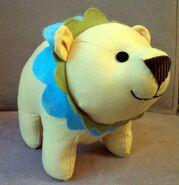 Lion Plushie Sewing Pattern (Jo Carter)