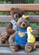 Teddy Bear Sewing Pattern (Irina Kunakh)