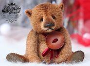Teddy Bear Sewing Pattern (Tatiana Bronnikov)