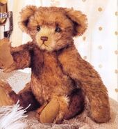 Teddy Bear Sewing Pattern (Julia Orlova)