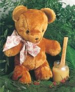 Teddy Bear Sewing Pattern (Cheryl Owen)