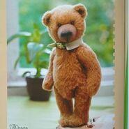 Teddy Bear Sewing Pattern (Olga Arkhipova)