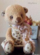 Teddy Bear Sewing Pattern (Julia Izbysheva)