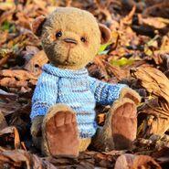 Teddy Bear Sewing Pattern (Sofia Gapontseva)