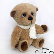 Teddy Bear Sewing Pattern (Lopatina Julia)