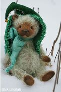 Teddy Bear Sewing Pattern 3 (Victoria Makarova)