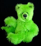 Teddy Bear Sewing Pattern (Alison McKee)