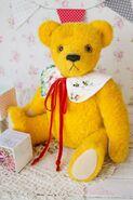 Teddy Bear Sewing Pattern (Anastasia Novikova)