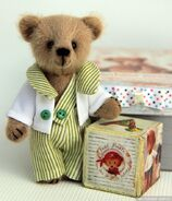 Teddy Bear Sewing Pattern (Natalia Shepel)