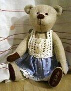 Teddy Bear Sewing Pattern (Rosemarie Till)