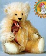 Teddy Bear Sewing Pattern (Linda Benson)