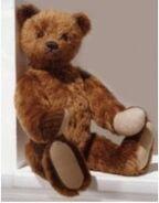 Teddy Bear Sewing Pattern (Hiroyuki Sakata)