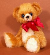 Teddy Bear Sewing Pattern (Maria Murtazina)