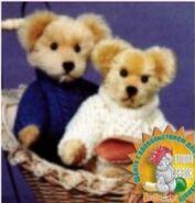 Teddy Bear Sewing Pattern (Jumbuck Bears)