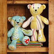 Teddy Bear Sewing Pattern (Jo Carter)