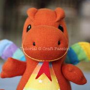 SPT.sock dragon.craft passion.15