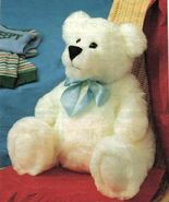 Teddy Bear Sewing Pattern (Alan Dart)